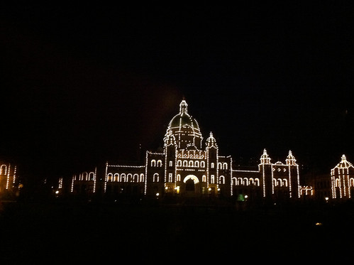 Victoria, BC - Parliament Drive-By