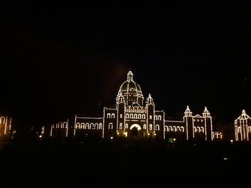Victoria, BC - Parliament Drive-By