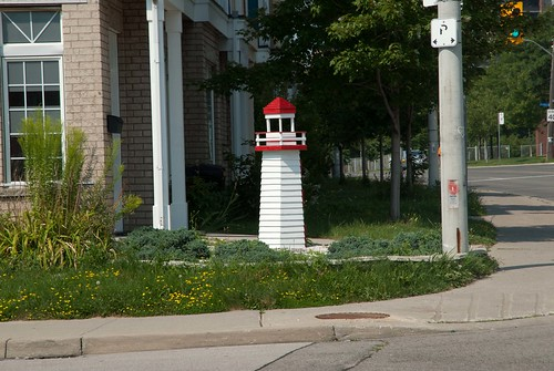 Street Lighthouse