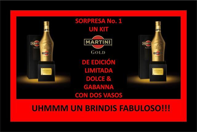 Sorpresa No. 1 - Martini