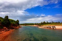 PEI Beach - Basin Head