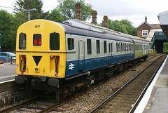 Spa Valley Railway, 'Diesel Gala', August 2012