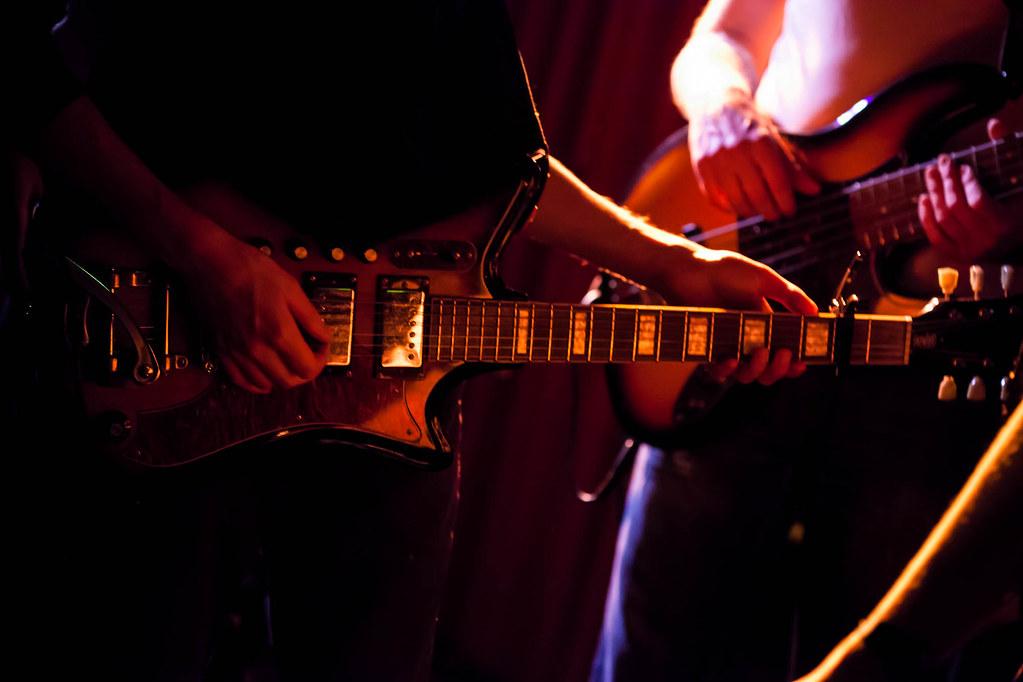 Guitars at Dawn