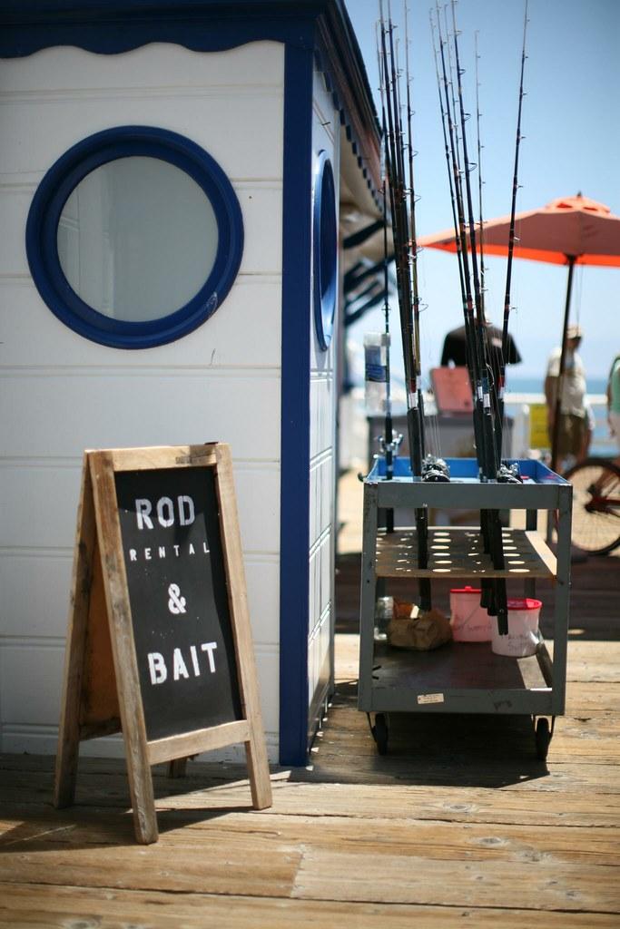 rod & bait