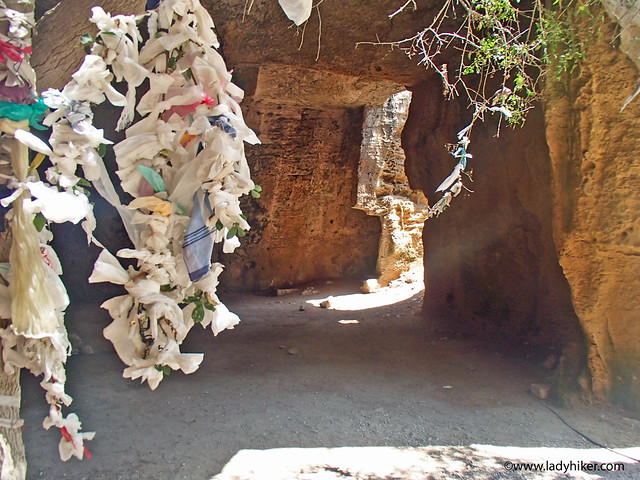 Agios Lambrianos rock cut chamber