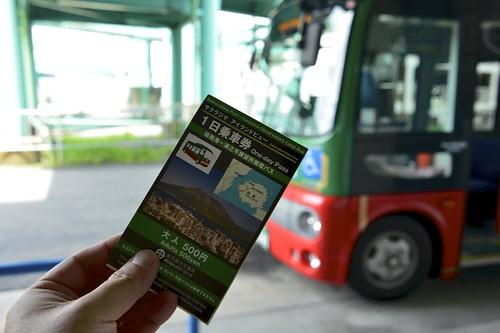 2012夏日大作戰 - 桜島 - 桜島周遊バスで桜島周遊 (2)