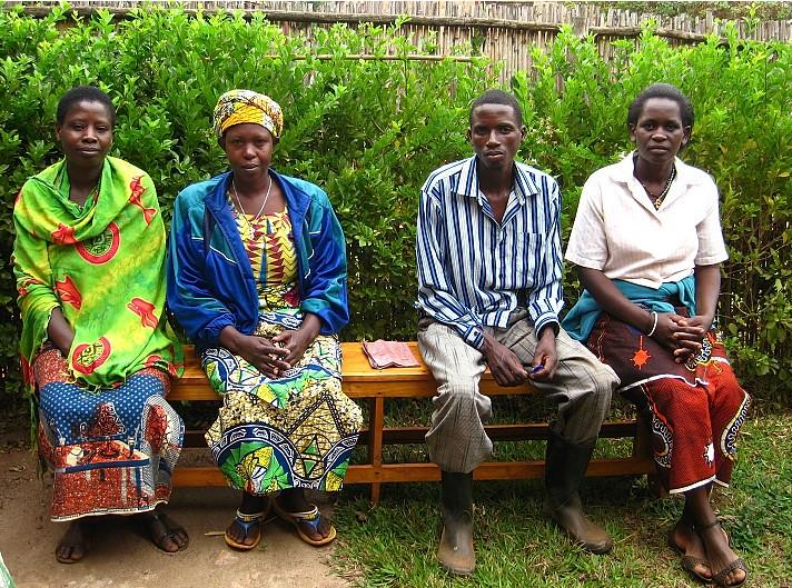 Kibilizi - Waiting to Receive Free Legal Advice