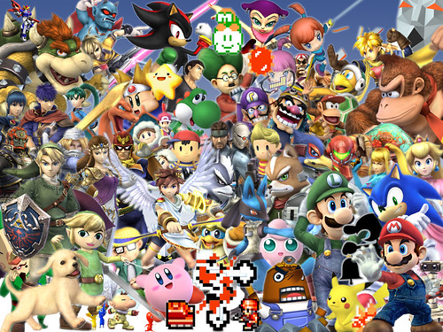 super_smash_bros_brawl_Wall_by_grim53