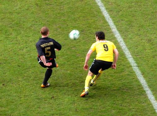 David Magowan Setanta Cup Final 2012