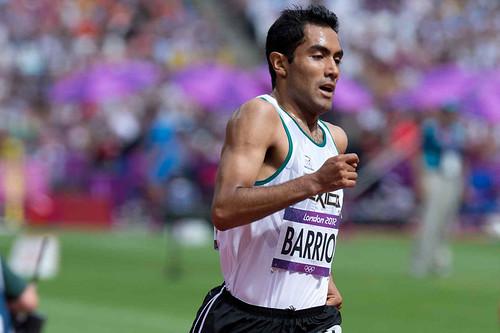 Juan Luis Barrios Londres 2012