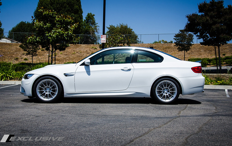 2012 E92 Aw M3 With A Few Oem Goodies And Jdm Wheels
