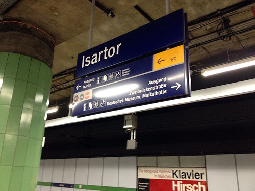 S-Bahnhof Isartor