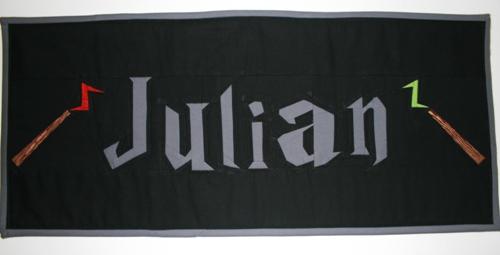 julian banner