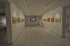 floor, art, art gallery, exhibition, hall, museum, property, art exhibition, architecture, interior design,