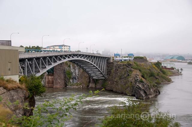 Fallsview/Reversing Rapids