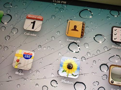 iPad 裂屏維修