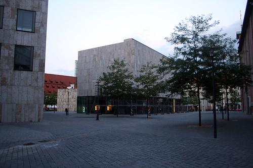Jüdisches Museum - St.-Jakobs-Platz