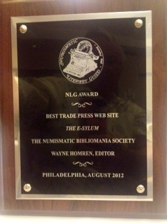2012 NLG Award