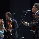 Lyle Lovett performs at Prospect Park Bandshell for the Celebrate Brooklyn Summer Series on Aug. 11.