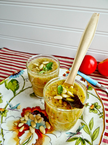 golden gazpacho