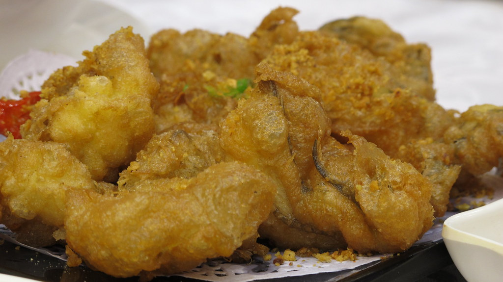 Deep Fried 9-Stomach Fish 炸九肚魚 ...