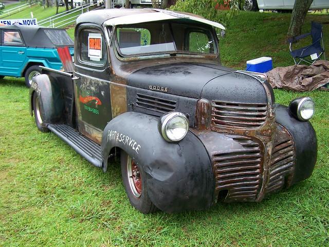 1937 Dodge Rat Rod Truck Flickr Photo Sharing