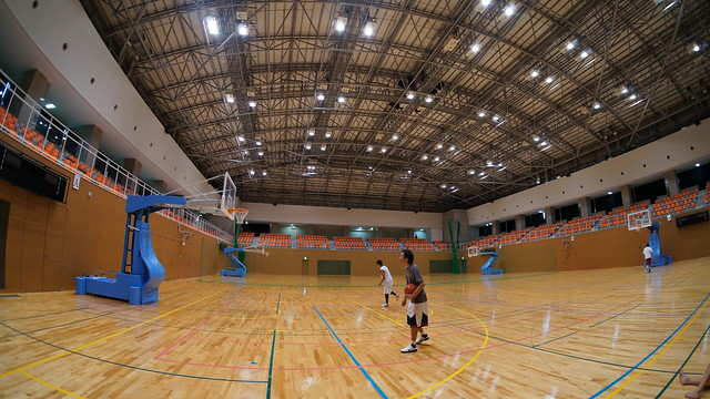 Moriyama Sports Center