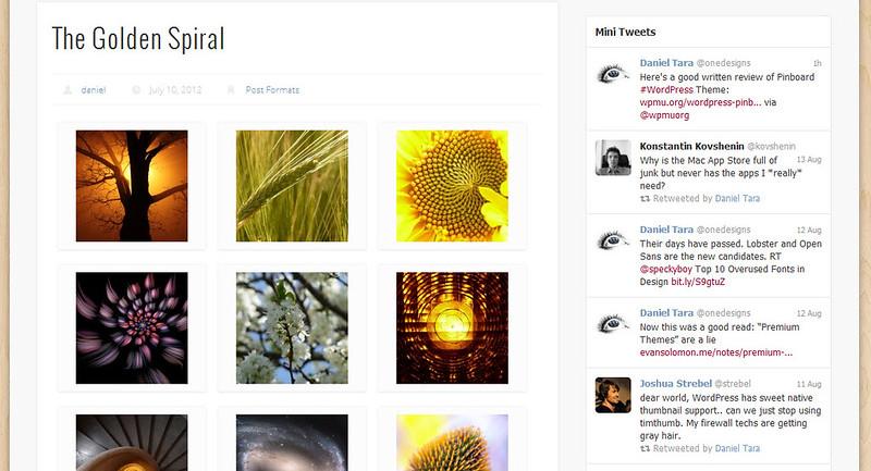Pinboard - Theme WordPress miễn phí mới theo phong cách Pinterest 209