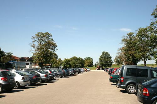 Parkplatz - Kloster Andechs