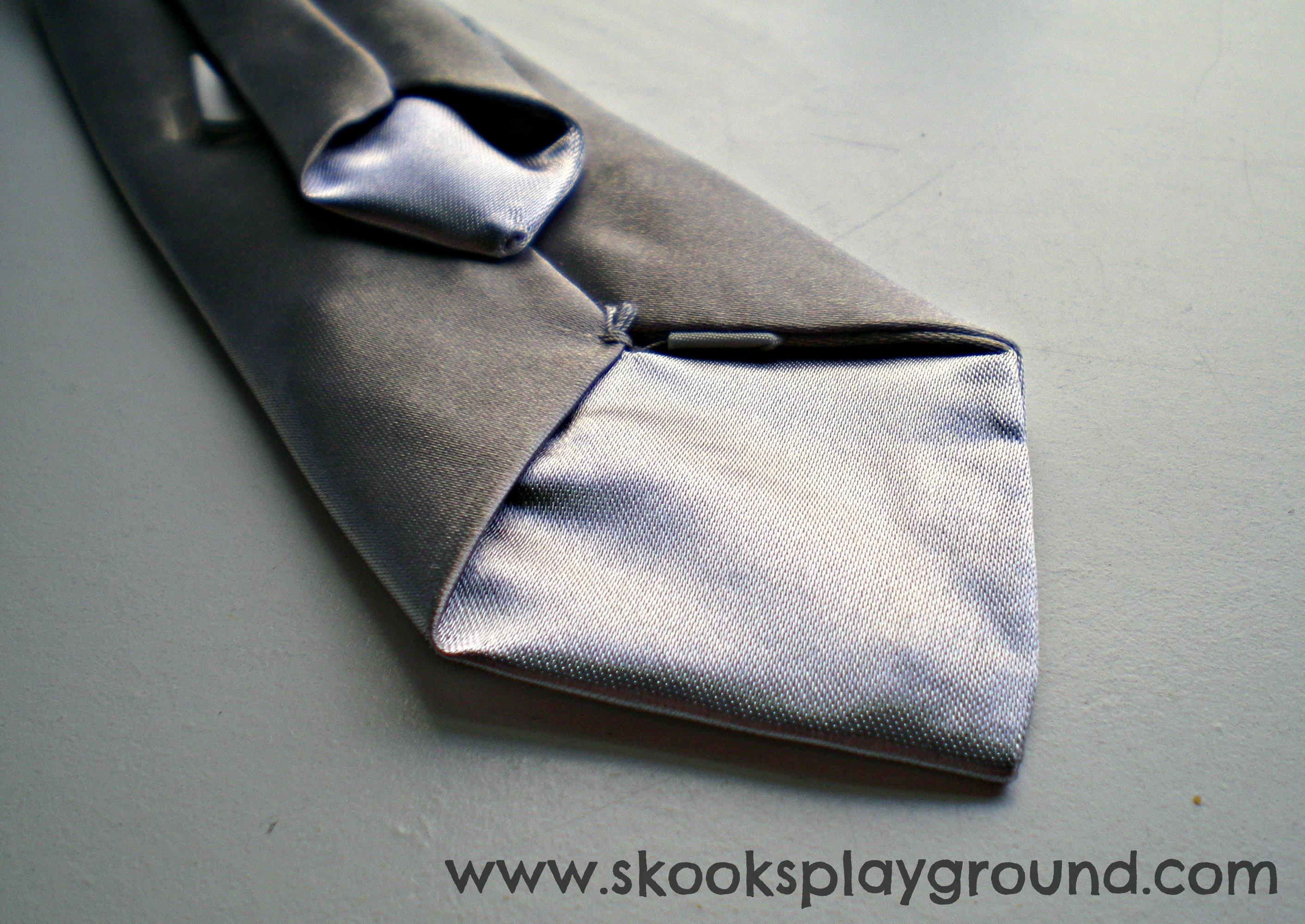 Tie Tip - Back 2