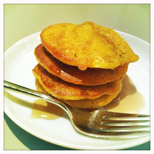 Carrot Pancake Tower
