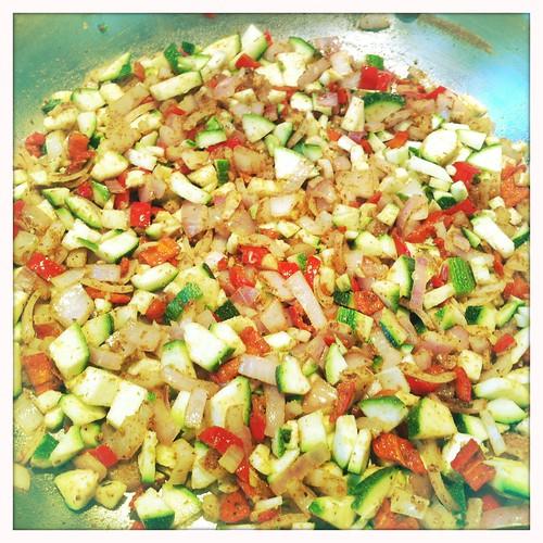 Vegetarian Funfetti
