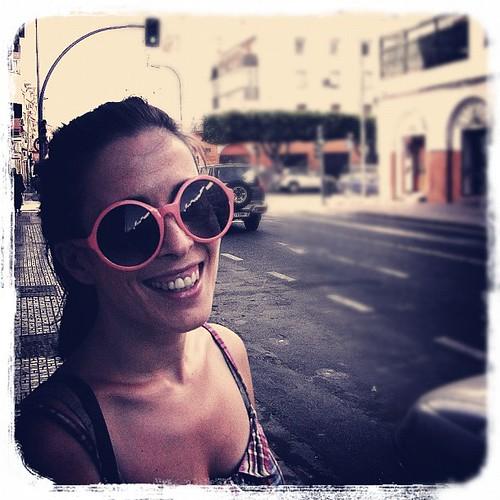 Gafas redondas asos