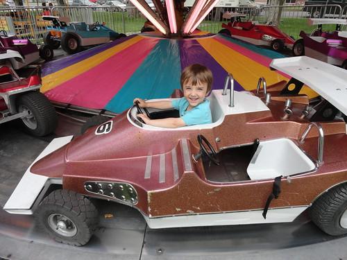 Racecar boy!