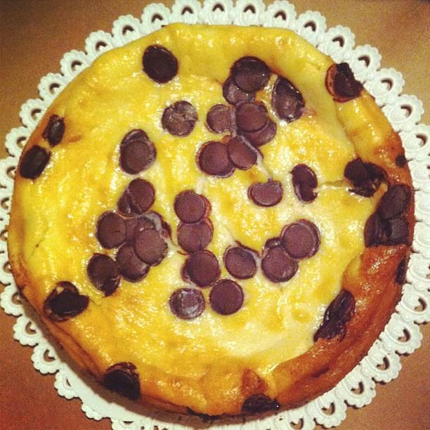 Torta ricotta e cioccolato!!! Buongiorno
