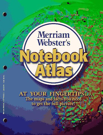Mondo trudeau a guide to a world geography class at caddo magnet merriam webster notebook atlas by trudeau gumiabroncs