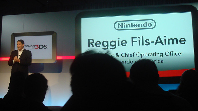 Nintendo 3DS Press Conference in New York