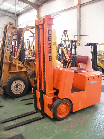 CESAB Fork lift truck