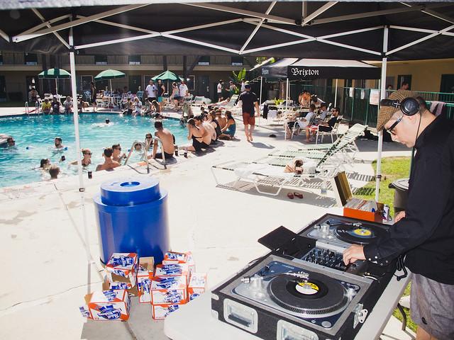 Johnny Rad Fest Pool Party @ King's Inn
