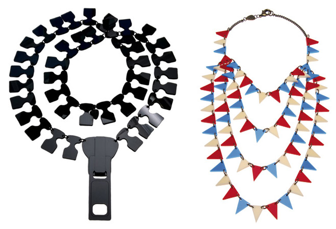 Jewelry by Tatty Devine