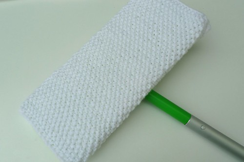 knit swiffer cloth