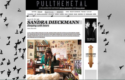 Pull The Metal :: Interview by www.sandradieckmann.com