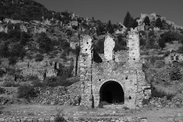 Mystras (Μυστράς) Greece, Aug 2012. 03-048