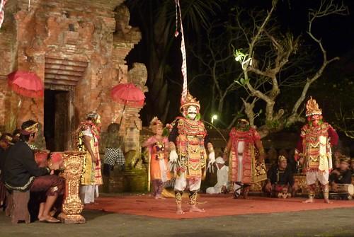 Bali- Ubud-Spectacle de danse (6)