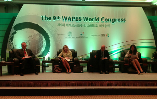 9th WAPES World Congress