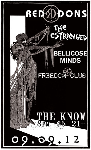 9/9/12 RedDons/Estranged/BellicoseMinds/FreedomClub