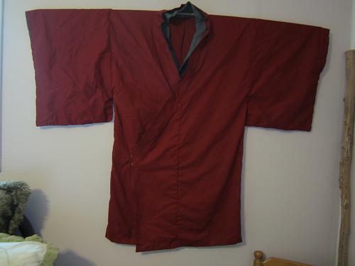Rurouni Kenshin Cosplay Costume