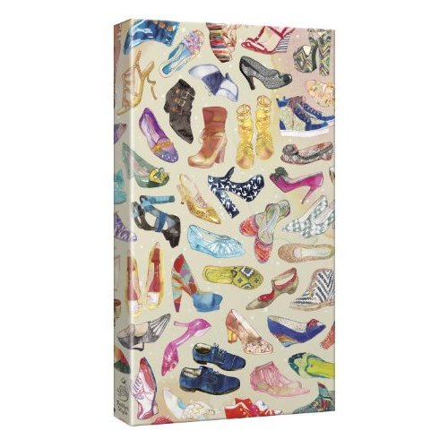 shoe journal I illustrated for Random House