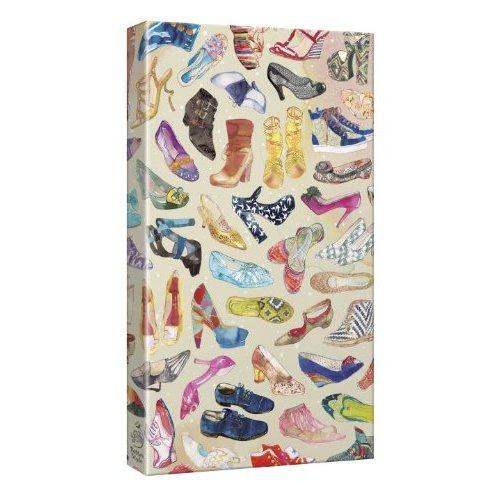 shoe journal I illustrated for Random House