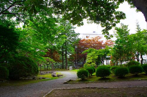 Castillo de Morioka